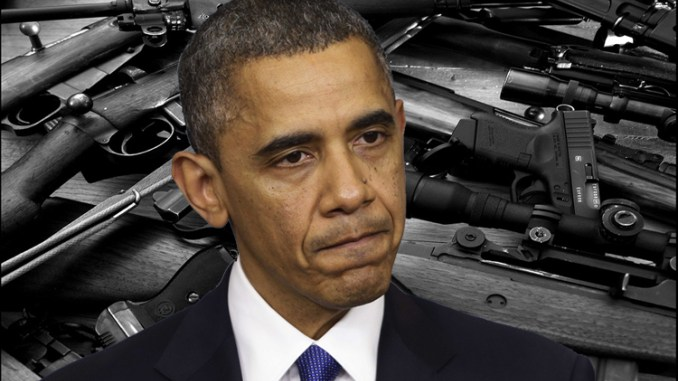 Obama Issues Sharia Decree Demanding Media Give Him Credit For FBI Confiscating 4,000 Guns